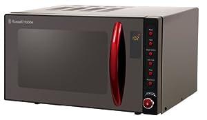 Russell Hobbs RHM2080BR 20 litre 800w Black Digital Microwave