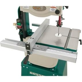 Grizzly G0555lx Deluxe Bandsaw 14 Inch Power Band Saws