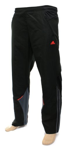 Adidas ClimaCool Refresh Woven Open Hem Pants Mens Track Sweat Trousers Sports Jogging Training Bottoms Ref WV oh M
