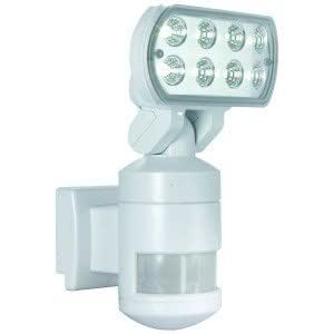 NIGHTWATCHER NW500WH LED MOTION TRACKING LIGHT
