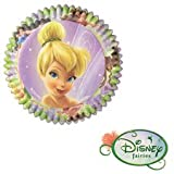 Wilton Baking Cups - Disney Tinkerbell Fairies - Package of 50 - We Ship Within 1 Business Day w/ *FREE Standard Shipping!