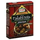 Falafil Dry Mix (vegetable burger) ZIYAD, 12oz