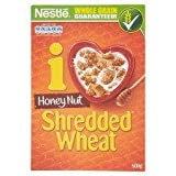 Nestle Shredded Wheat Honey Nut 500G