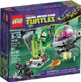 Lego Teenage Mutant Ninja Turtles 79100 Kraang Lab Escape NEW in Box!!~ (Ninja Turtle Kraang Lab Escape compare prices)