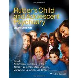 img - for Rutter's Child and Adolescent Psychiatry [HARDCOVER] [2015] [By Anita Thapar(Editor)] book / textbook / text book