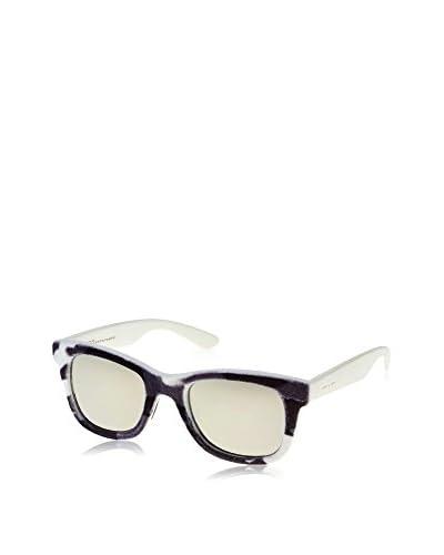 Italia Independent Sonnenbrille 0090V.GIA.000 (50 mm) grau/eis