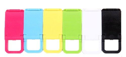 6色から選んでね カラフルスマホスタンド iPhone/GALAXY/Xperiaなど各種スマホに対応