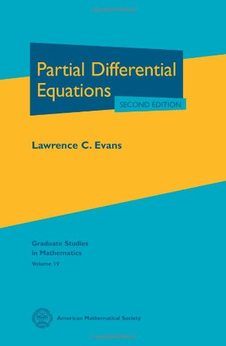 Partial Differential Equations: Second Edition (Graduate...