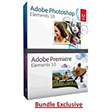 Adobe Photoshop Elements 10 & Premiere Elements 10 for Windows & Mac - 65136565