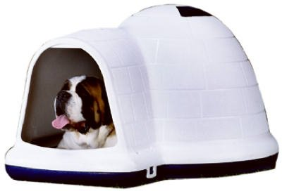 Petmate Indigo Dog House  Microban, X Large,