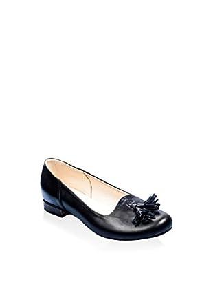 zapato Slippers (Negro)