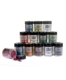 Mehron Shimmer Powders - Turquoise TQ (0.17 oz/4.8 gm) - 1