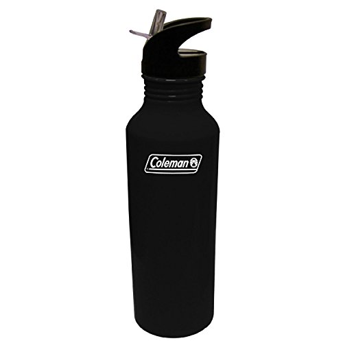 Coleman 1-L Aluminum Hydration Bottle (Color may vary) (Aluminum Drinking Bottle compare prices)