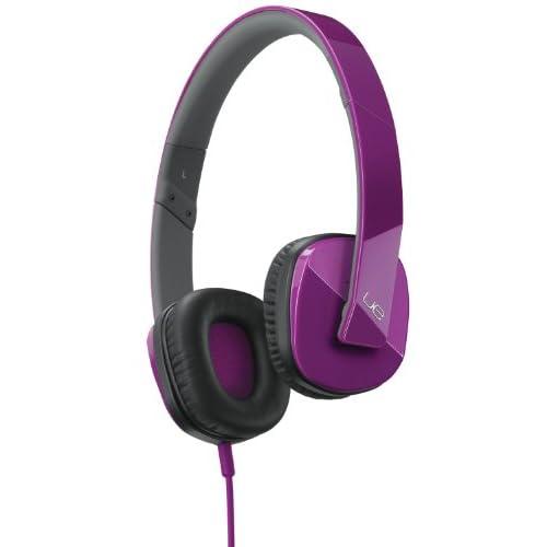 ヘッドホン おしゃれ Logitech Ultimate Ears UE4000 Headphones Purpleをおすすめ