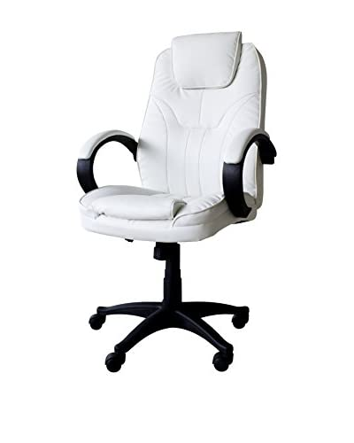 Global Trade Office Chair Atene wit