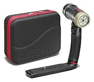 Buy New Pioneer SeaLife Sea Dragon 2000 Lumen Photo Video Dive Light & Case for Underwater Cameras (SL-984) with Light... by SeaLife
