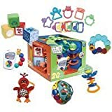 Baby Einstein Discovery Toy Collection set