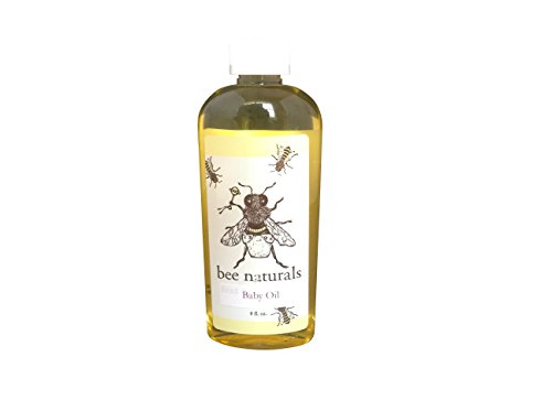 Natural Baby Oil front-1070224