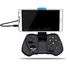 Alcoa Prime 2.4G Bluetooth Gamepad Control Joystick W/ Phone Holder For IOS Android PC
