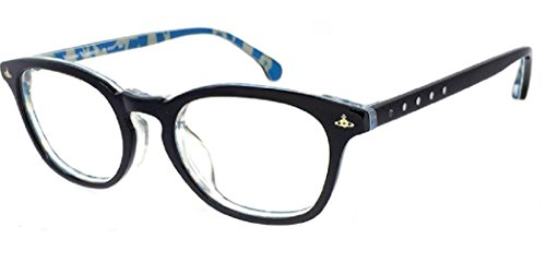 ( ヴィヴィアン ウエストウッド ) Vivienne Westwood メンズ 眼鏡 vw9007 (nv)  男性用 ウェリントン プレゼントにも [ダミーレンズ付き]