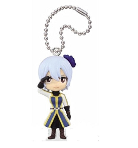 Fairly Tail Deformed Mascot 5~Figure Swing Keychain~Yukino Aguria - 1