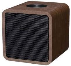 東芝 Bluetooth対応ワイヤレススピーカーシステム(ウォールナットウッド調)TOSHIBA TY-WSP51-T