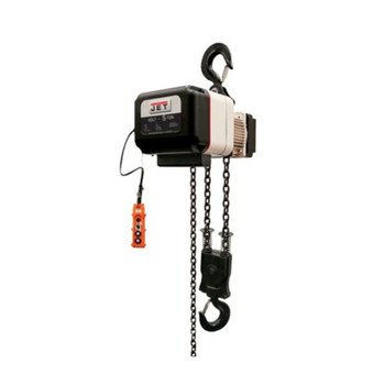 Jet 180511 Volt-500-03P-10 5 Ton 3-Phase 460V Electric Chain Hoist With 10 Ft. Lift