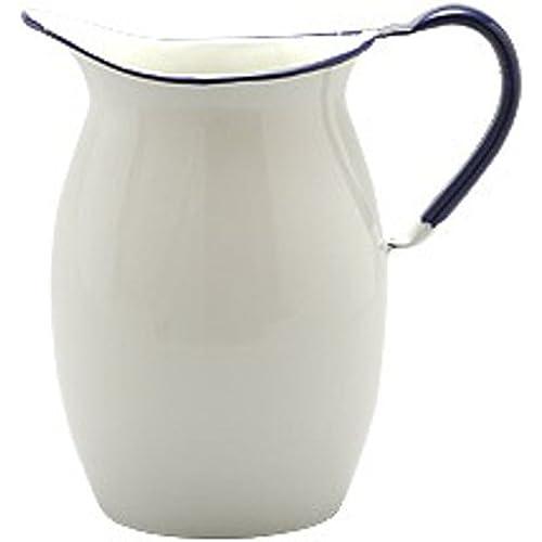 노다호로 법랑 pitcher 13cm  HP-13