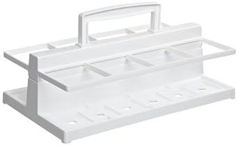 Nalgene White Polycarbonate Multi-Bottle Rack (Case of 1)