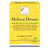 THREE PACKS of New Nordic Melissa Dream 20 tablets