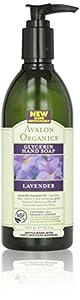 Avalon Organics Glycerin Hand Soap - Lavender - 12 oz