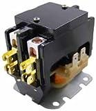 Packard C240A 2 Pole 40 Amp Contactor 24 Volt Coil Contactor