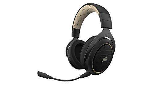커세어 HS70 SE 무선 7.1채널 게이밍 헤드셋 Corsair CORSAIR HS70 SE Wireless - 7.1 Surround Sound Gaming Headset - Discord Certified Headphones - Special Edition