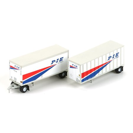N RTR 28' Trailer w/Dolly, PIE (2) - Buy N RTR 28' Trailer w/Dolly, PIE (2) - Purchase N RTR 28' Trailer w/Dolly, PIE (2) (Athearn, Toys & Games,Categories,Play Vehicles,Trains & Railway Sets)