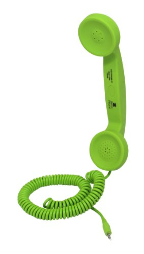 Coco Retro Cell Phone Handset (Green)