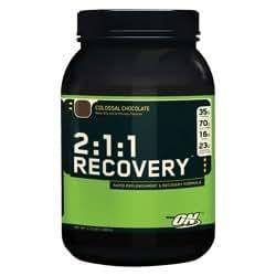 2:1:1 Recovery, Very Vanilla - 1690g Optimum Nutrition