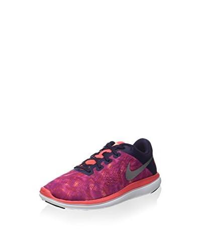 Nike Zapatillas 845029-502 Berenjena / Naranja