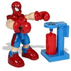 "Spider-Man and Friends - 6""Super Swing Spidy Figure"