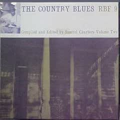 The Country Blues: Volume Two [LP]