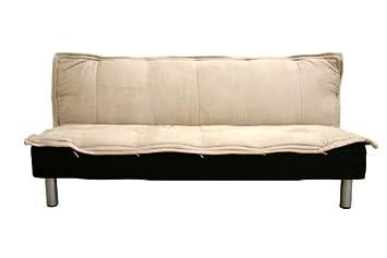 Odis Microfiber Convertible Sofa