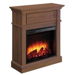 World Marketing Ef5568Rkd Cg Briarton Electric Fireplace