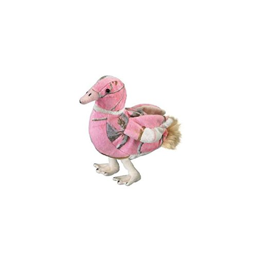 Wildlife Artists Inc. Duck Team Realtree Pink Camo Duck
