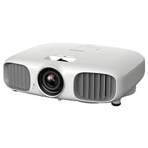 【クリックで詳細表示】EPSON dreamio ホームプロジェクター EH-TW6000 3D対応 Full HD(1080p) 2,200lm コントラスト比40,000:1 HDMI端子×2