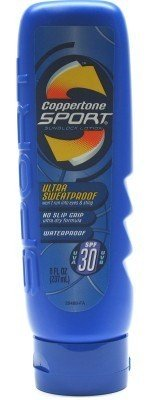 Coppertone Sport SPF #30 Lotion Sweatproof 237 ml (Case of 6)