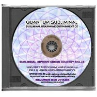 BMV Quantum Subliminal CD Improve Cross Country Skills: Running Mind Training Aid (Ultrasonic Sports Performance Enhancement Series)