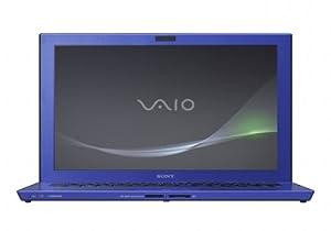 Sony VAIO VPC-Z216GX/L 13.1-Inch Laptop (Blue)