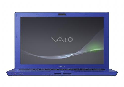 Sony VAIO VPC-Z214GX/L 13.1-Inch Laptop (Blue)