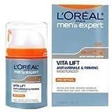 L'Oreal Paris Men's Expert Vita Lift Anti-Wrinkle and Firming Moisturizer, SPF 15, 1.6 Ounce