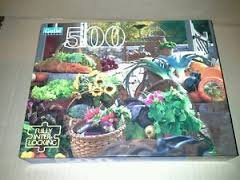 Guild 500 Piece Jigsaw Puzzle - Autumn Harvest - 1