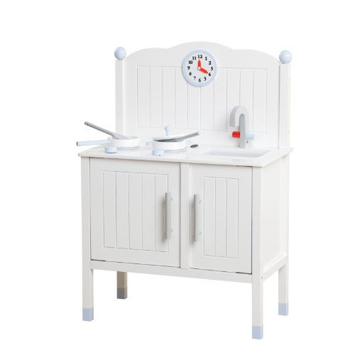 Plum Oxford Wooden Role Play Kitchen with Accessories